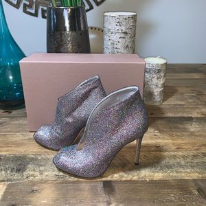 ddb8ddbb2862 Gianvito Rossi Shoes | Isa Boucle Knit Sock Ankle Booties | Poshmark